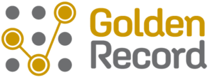 Golden Record data matching logo