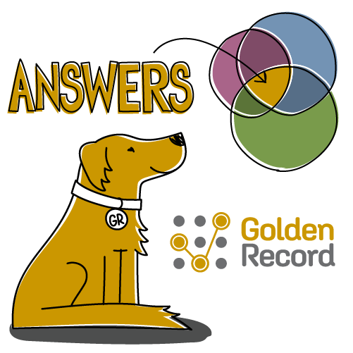 GR gets answers to his questions with Golden Record.