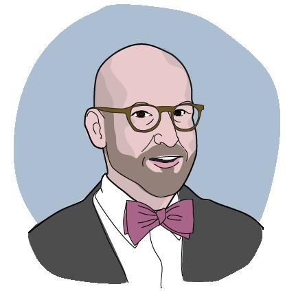 Ben Taub is an expert at matching data